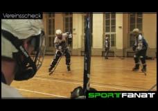 Inline-Skaterhockey bei den Berlin Bravehearts