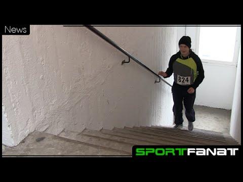 465 Stufen bis zum Ziel – der Tower-Run