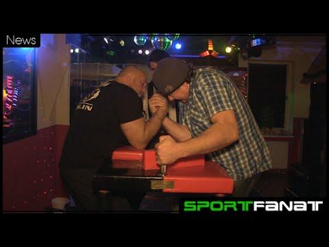 Armwrestling – 1000€ für den Sieger
