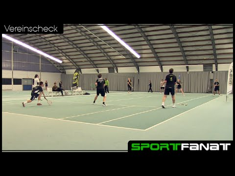 Speed Badminton bei den Gekkos Berlin
