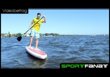 Stand Up Paddling – Stehpaddeln