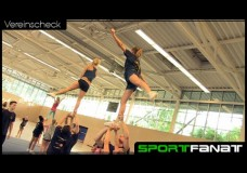 Cheerleading bei den Cats Berlin