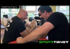 Armwrestling beim SC Eintracht Berlin