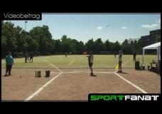 Stiefelweitwurf Weltmeisterschaft in Berlin