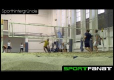 Footvolley: Beach-Volleyball trifft Fussball