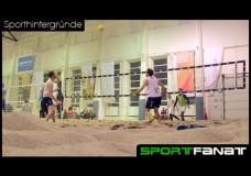 Footvolley Ranking mit Mo Obeid in Berlin