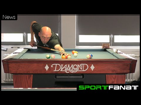 14.1 endlos Billard WM Qualifikation