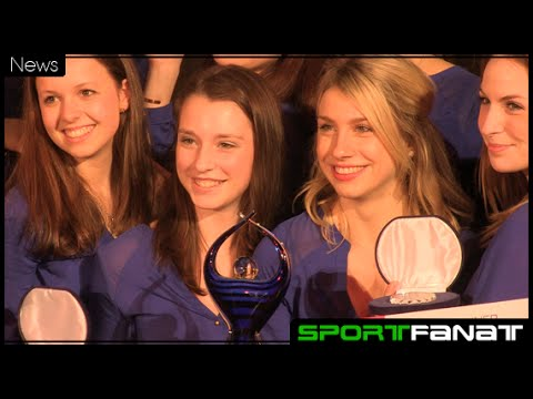 Team Berlin 1 gewinnt Amateursportpreis 2015