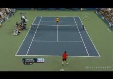 Bester Tennispunkt aller Zeiten?