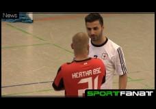 FC Liria schlägt Hertha BSC im Spitzenspiel