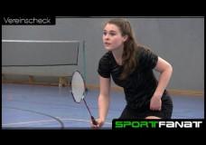 Badminton bei der SG EBT Berlin