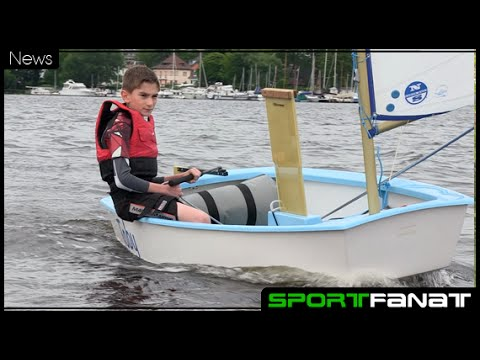 Spandauer Yacht-Club erhält Optimisten