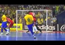 Futsal Tricks und Tore
