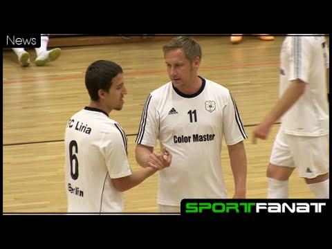 FC Liria unterliegt Hertha BSC deutlich in der Futsal Regionalliga