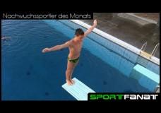 Lou Massenberg – Nachwuchssportler des Monats August 2015