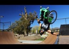 Rollstuhl Sport der Extraklasse