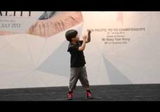 YoYo-Tricks von Kazuya Murata