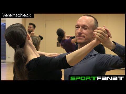 Tanzen beim btc Grün-Gold
