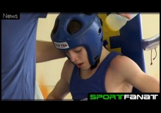 Nachwuchsturnier des Boxring SC Eintracht