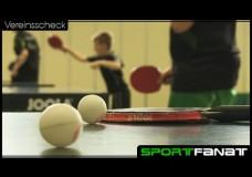Tischtennis beim CfL Berlin 65