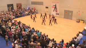 Rund 350 Tänzer und Tänzerinnen gehen beim 9. Youth Dance Contest an den Start