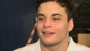 Judoka Daniel Zorn ist Nachwuchssportler des Monats Mai 2016
