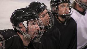 Die Männermannschaft vom ECC Preussen Berlin gehört zu den erfolgreichsten Eishockey-Teams aus Berlin