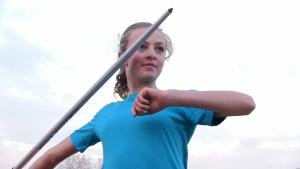 Leichtathletin Gisèle Wender ist Nachwuchssportler des Monats November 2015