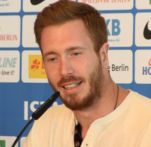 Olympiasieger Christoph Harting geht zum vierten Mal beim ISTAF INDOOR an den Start