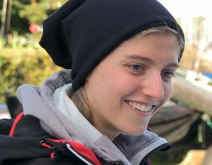 Seglerin Julia Büsselberg vom VSaW ist Nachwuchssportler des Monats Oktober 2016
