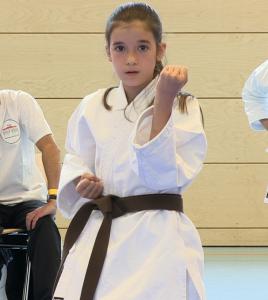 Der Ladies Karate-Cup richtet sich ausschließlich an Frauen und Mädchen