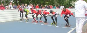 Am 16. Mai 2015 wurde im Sportforum Hohenschönhausen die Landesmeisterschaft im Inline-Speedskaten ausgetragen.