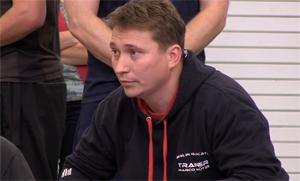 Landestrainer Marco Mütze wusste bei Klein Olympia weiter Neuigkeiten zu berichten