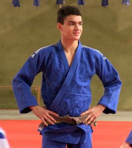 Judoka Mateo Cuk vom Verein Shido Sha ist Nachwuchssportler des Monats November 2016