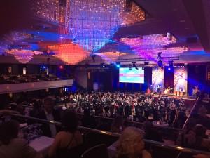 Dance Deluxe nahm die Auszeichnung im Rahmen der Night of Sports vor rund 1500 Gästen entgegen Dance Deluxe nahm die Auszeichnung im Rahmen der Night of Sports vor rund 1500 Gästen entgegen