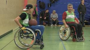 Rollstuhlbasketball: eine Sportart für jung und alt, Männer und Frauen, für Menschen mit und ohne Einschränkungen