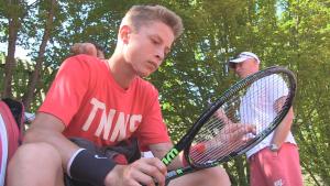 Rudolf Molleker ist Nachwuchssportler des Monats Juli 2015