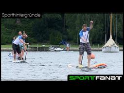 SUP // Stand Up Paddling – Berliner Meisterschaft