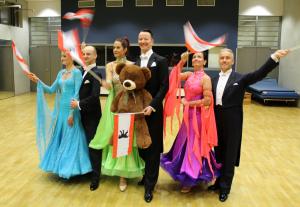 Das Team Berlin im Tanzen ist für den Amateursport-Preis 2016 nominiert!