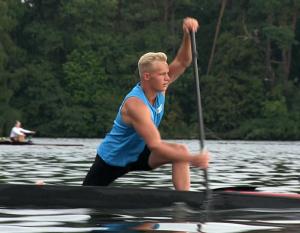 Tim Hecker ist Nachwuchssportler des Monats September 2015