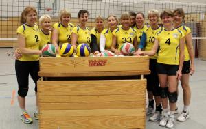 Die Ü43 Volleyballerinnen des Vfk Berlin-Südwest sind für den Amateursport-Preis 2016 nominiert!
