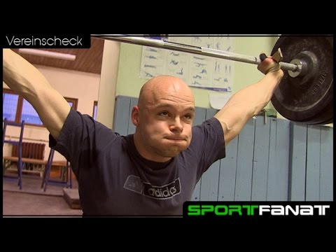 Gewichtheben beim SV Empor Berlin