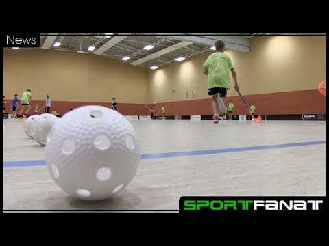 Floorball Sommercamp in Mellensee