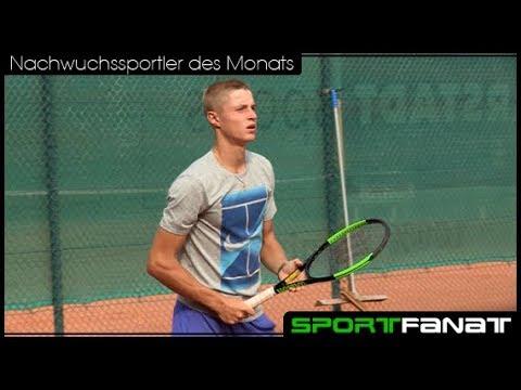 Rudi Molleker – Nachwuchssportler des Monats August 2017