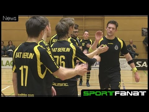 BAT Berlin unterliegt MFBC in Floorball Bundesliga