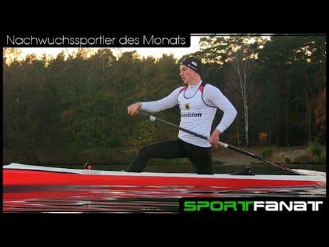 Moritz Adam – Nachwuchssportler des Monats November 2017