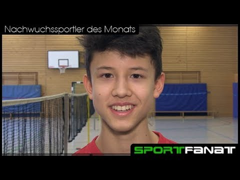 Kian-Yu Oei – Nachwuchssportler des Monats April 2018