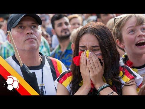 Deutschland bei der Fussball WM ausgeschieden!