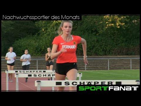 Gisèle Wender – Nachwuchssportler des Monats September 2018