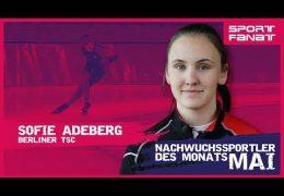 Sofie Adeberg – Nachwuchssportler des Monats Mai 2019